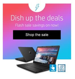 HP coupons and cash back